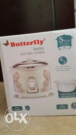 Electric Rice cooker(brand new) unwanted gift