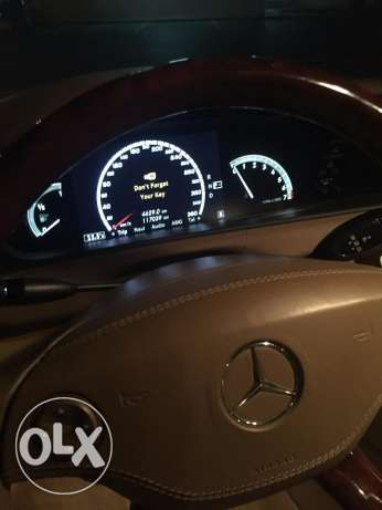 Mercedes CL55 AMG 2008 excellent condition top range مسقط -  6