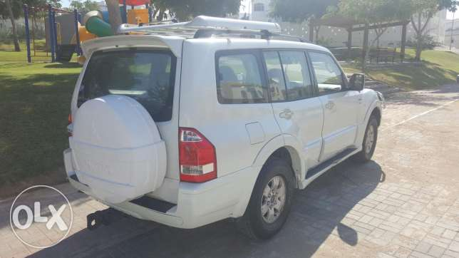 Pajero 6 cylinders 3.8 litter very clean car first owner بوشر -  4