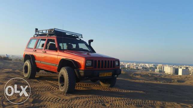 Jeep Khaliji limited السيب -  8