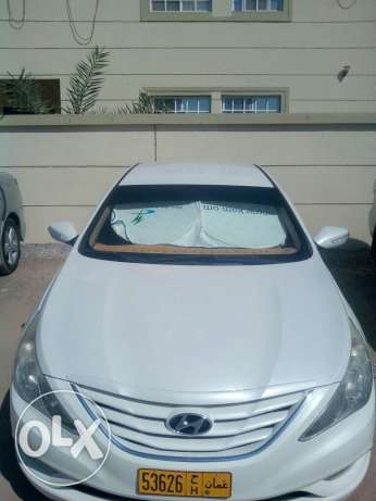 Sonata 2012 very good car