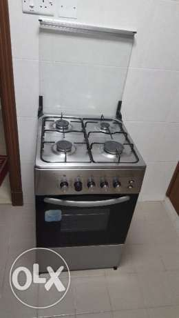 Sparingly Used Cooking Range in Excellent Condition