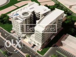 Office For Rent in Jasmine Complex Al Khuwair for only 1280 OMR!!