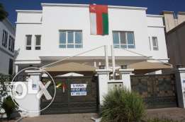 for rent villa in almawaleh north near to school