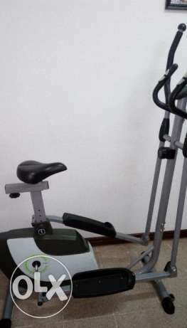 Life gear exercise machine