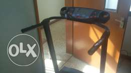 Treadmill (Electric ) available in good condition. .less used