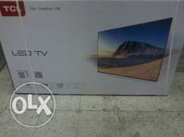 50 inch TCL led full hd New not used imed sale (Not smart)