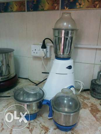 Preethi Blue leaf mixer​ grinder for sale at a fabulous price مسقط -  1
