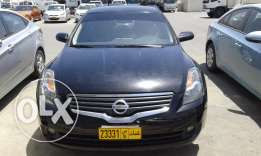 nissan altima 2.5 at,black,2009