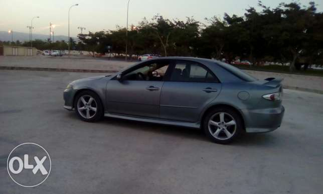 Mazda6 .for sale.one year malkiy.