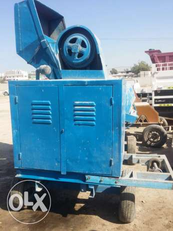 lebanon mixture machine with lift مسقط -  3