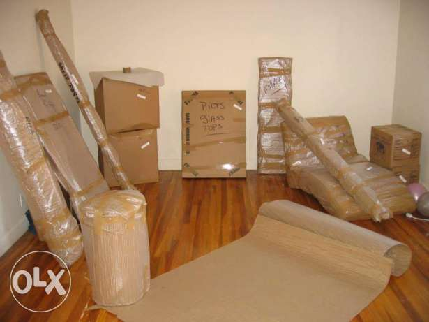 House shifting services الرستاق -  1
