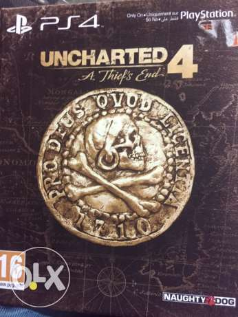 uncharted 4 special edition ps4 13 rials