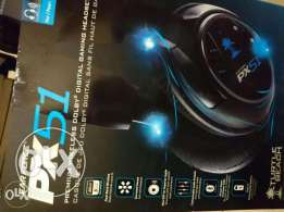 Turtle beach PX 51 for Xbox 360 ps3 mobile