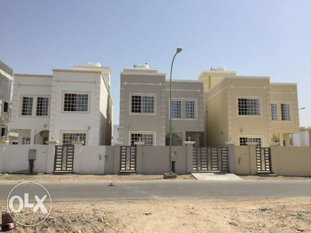 Well Stylish Villas are on sale in Amerat Phase 3 Near Al Maha Petrol
