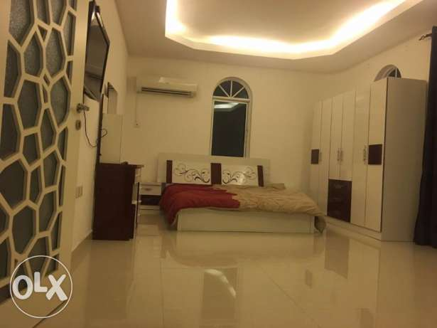 Alghabra close off alghabra quality.Tastefully furnished en suite room