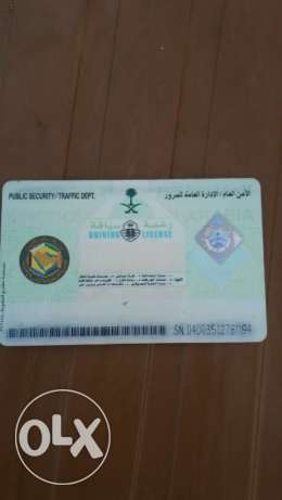 Indian Driver valid Saudi license مسقط -  3