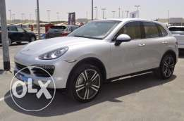 Porsche Cayenne s brand new 0'km 2014 Gcc specs f/o limited offer