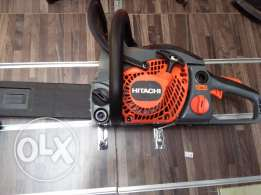 hitachi chain saw