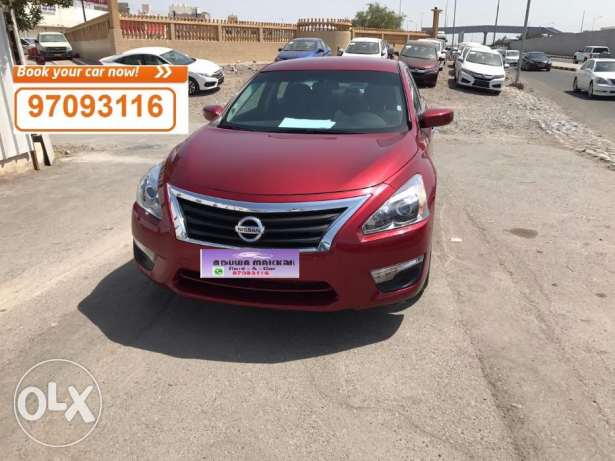 Nissan Altima 2017 for Daily Rent