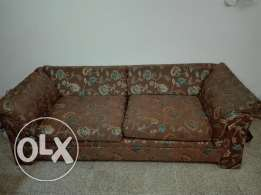 3+1 & 3 seater sofa, coffee table