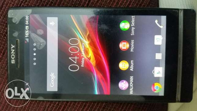 Sony xperia s only problem with softwear dont turn on wifi and عبري -  2