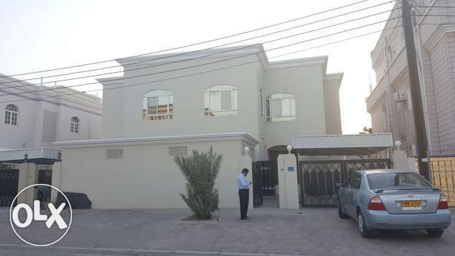 KA 488 Furnished villa 3+1 in Athaiba for Rent