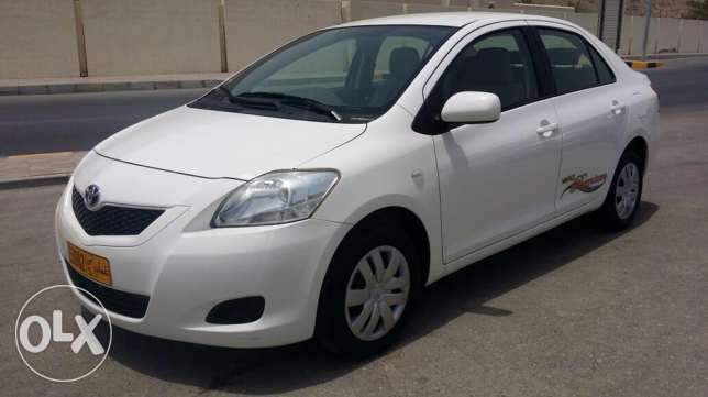 2011 Toyota Yaris 1.3 (Agency maintained) مسقط -  1