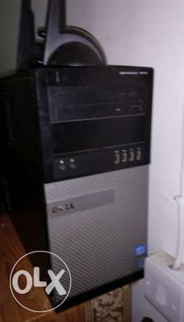 Dell desktop Core i7 / 16 GB Ram صلالة -  1