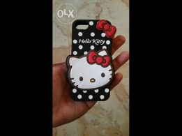hello kitty iphone5 ,5s brand new cover want sale urgent