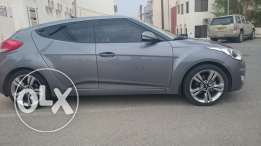 Hyundai Veloster 2013, mint condition, expat owned, urgent sale