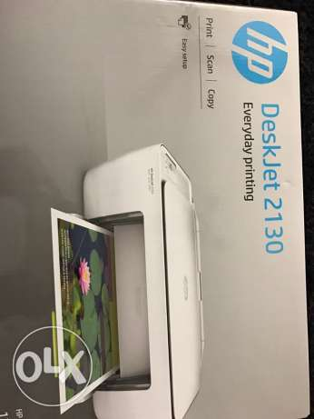 HP printer print scan copy new not opened
