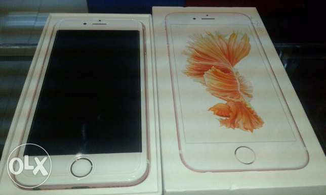 iPhones 6s 128gb