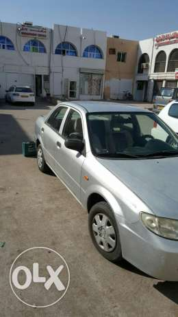 Mazada 323 with one year passing want to sale مسقط -  3