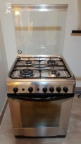 Gas Stove - Indesit طباخ غاز - إنديست