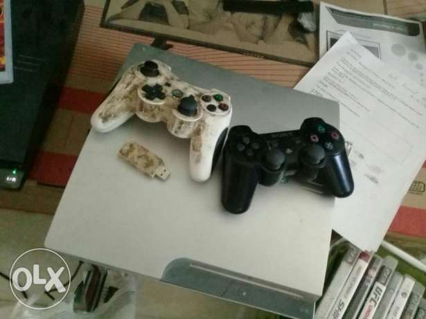 PS3 for sale بلاي ستيشن 3 للبيع