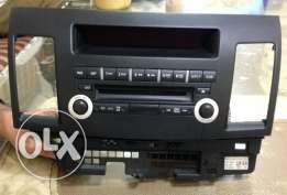 Mitsubishi lancer gt 2008 to 2014 model original cd mp3 player