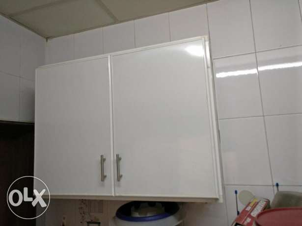 Ready made Kitchen cabinets (Top quality Aluminium painted) مسقط -  1