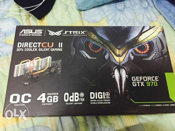 gtx 970 4gb graphics card
