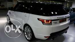 Range Rover super charge sport