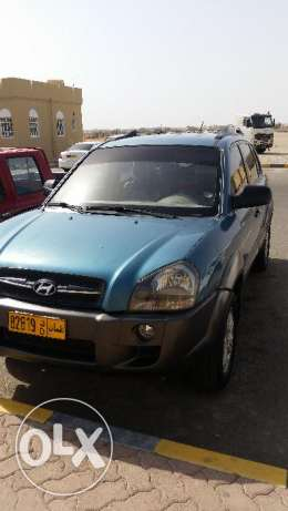 For Sale Hyundai Tucson, Model 2008, 4 Cylinder,