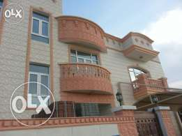 European Brand New 5BHk+1Maid Villa For Rent In Bousher Muna With Pool