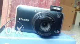 Canon powershot sx210 14 optical zoom