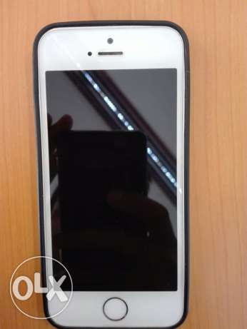 iPhone 5s silver (32Gb) مسقط -  7