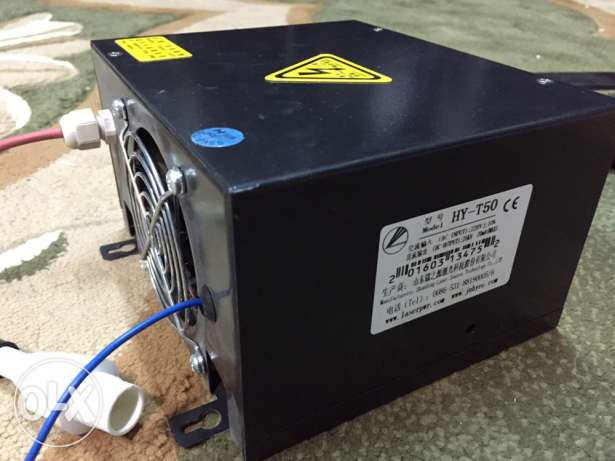 50W Laser Power Supply