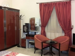 Fully Furnished Room For Rent In Al Azibah (Behind.Al Meera)