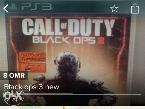 BO3 new ps3