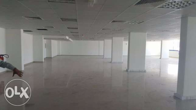 Commercial Office Space for Rent in Qurum بوشر -  1