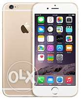 Apple iPhone 6 64GB Smartphone - Gold with valid warranty