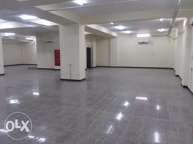 Basement for Rent in Ghala Suitable for Gym or Tuition Centres السيب -  1